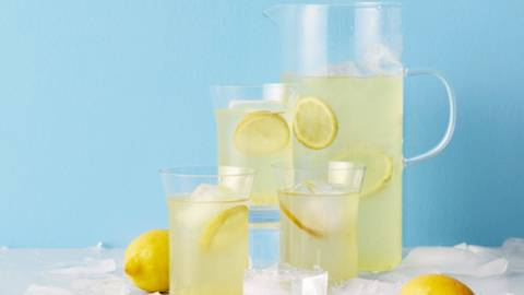 Citronlemonad