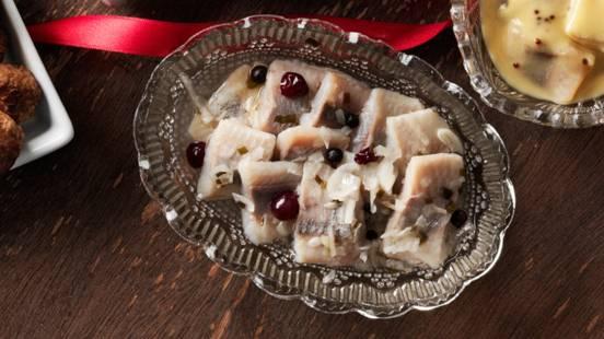 Julsill med smak av svensk punsch