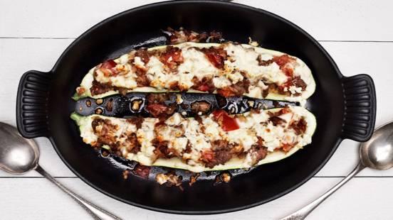 Zucchini á la Forno