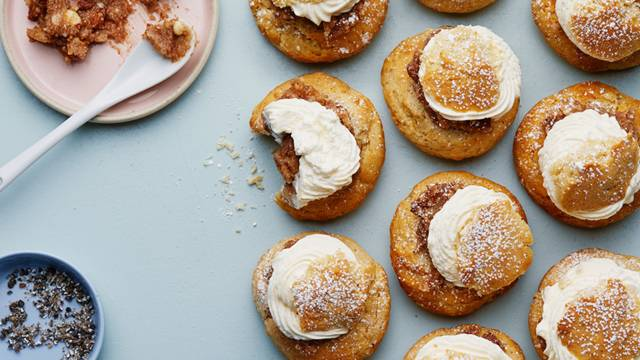 Snabba muffinssemlor