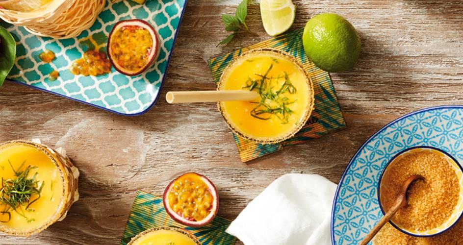 Karibisk Yocktail
