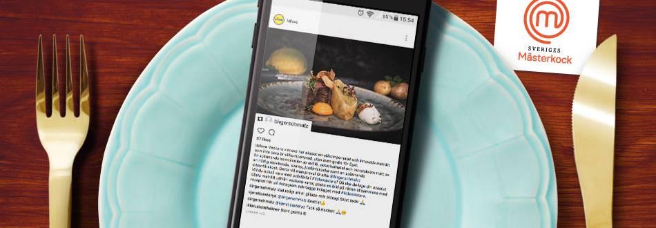 Helstekt Oxfilé med Potatisstrudel, Morotskräm, Rödvinssås och Citronfärskost