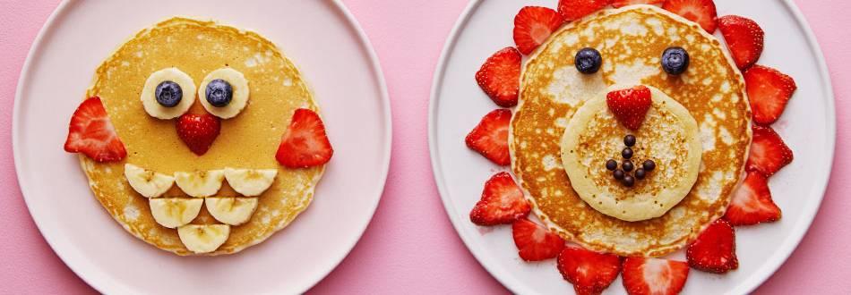 American pancakes-figurer